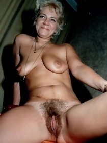 Hairy Moms Posing For Home Porn Pics