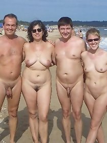 Nudist collection of photos made on the beaches
