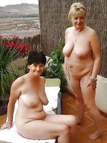 Hot mature FFM threesome - free XXX gallery